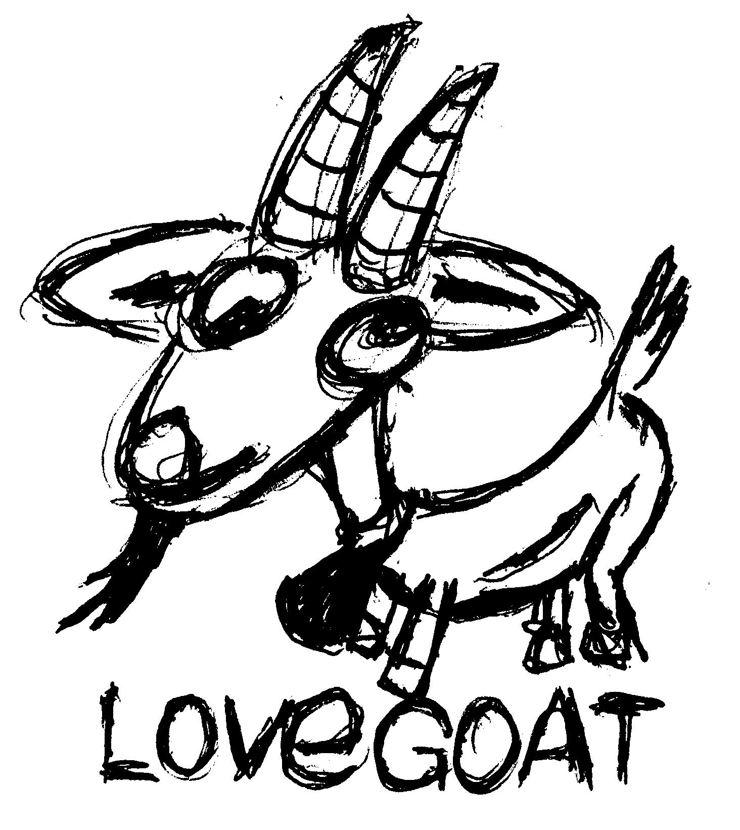 Logo des Ticketshops von Lovegoat