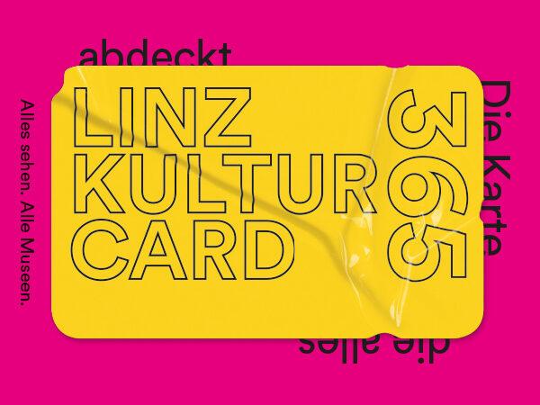 Logo des Ticketshops von Linz-Kulturcard-365