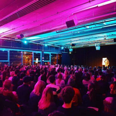 Publikum Poetry Slam