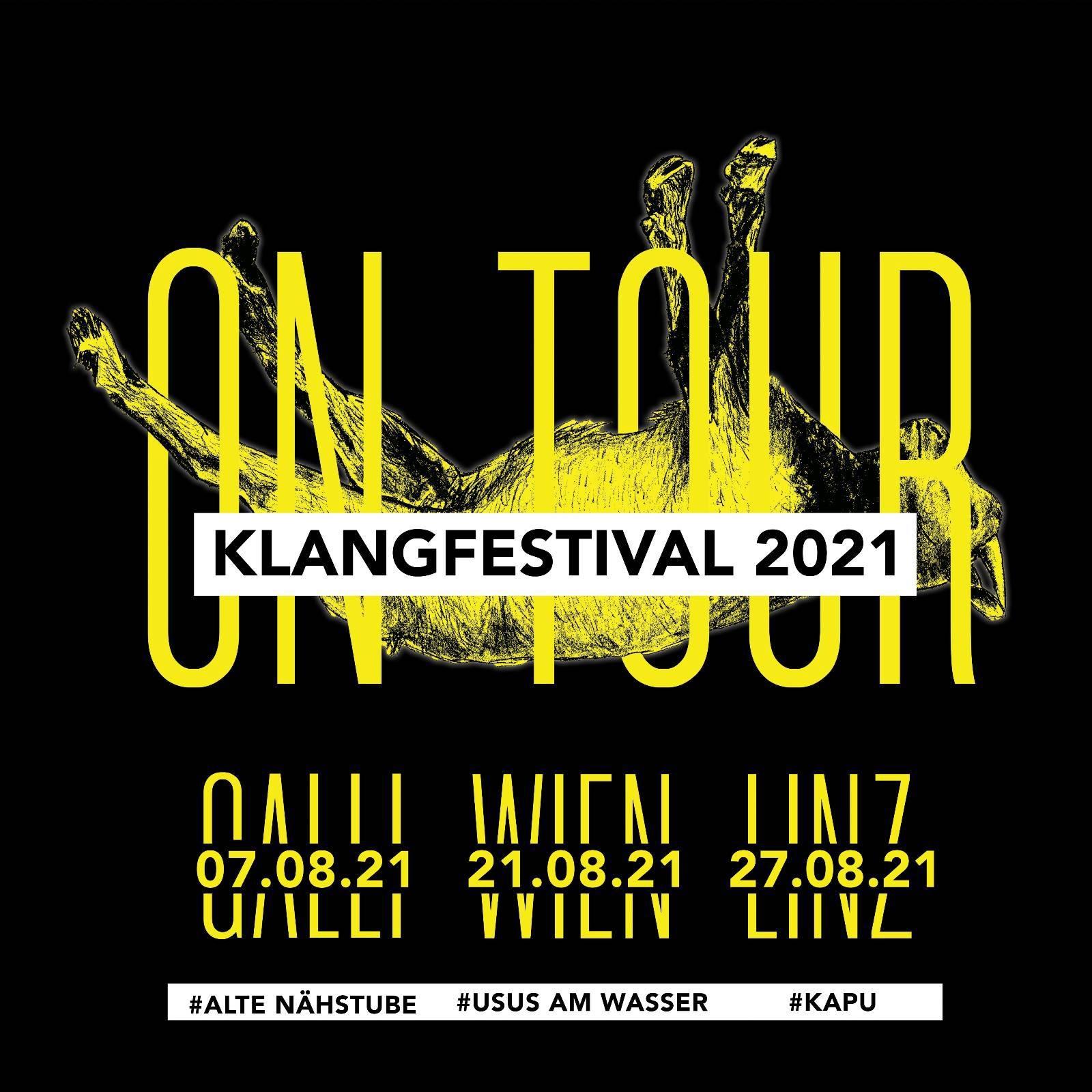 Logo des Ticketshops von KLANGFESTIVAL