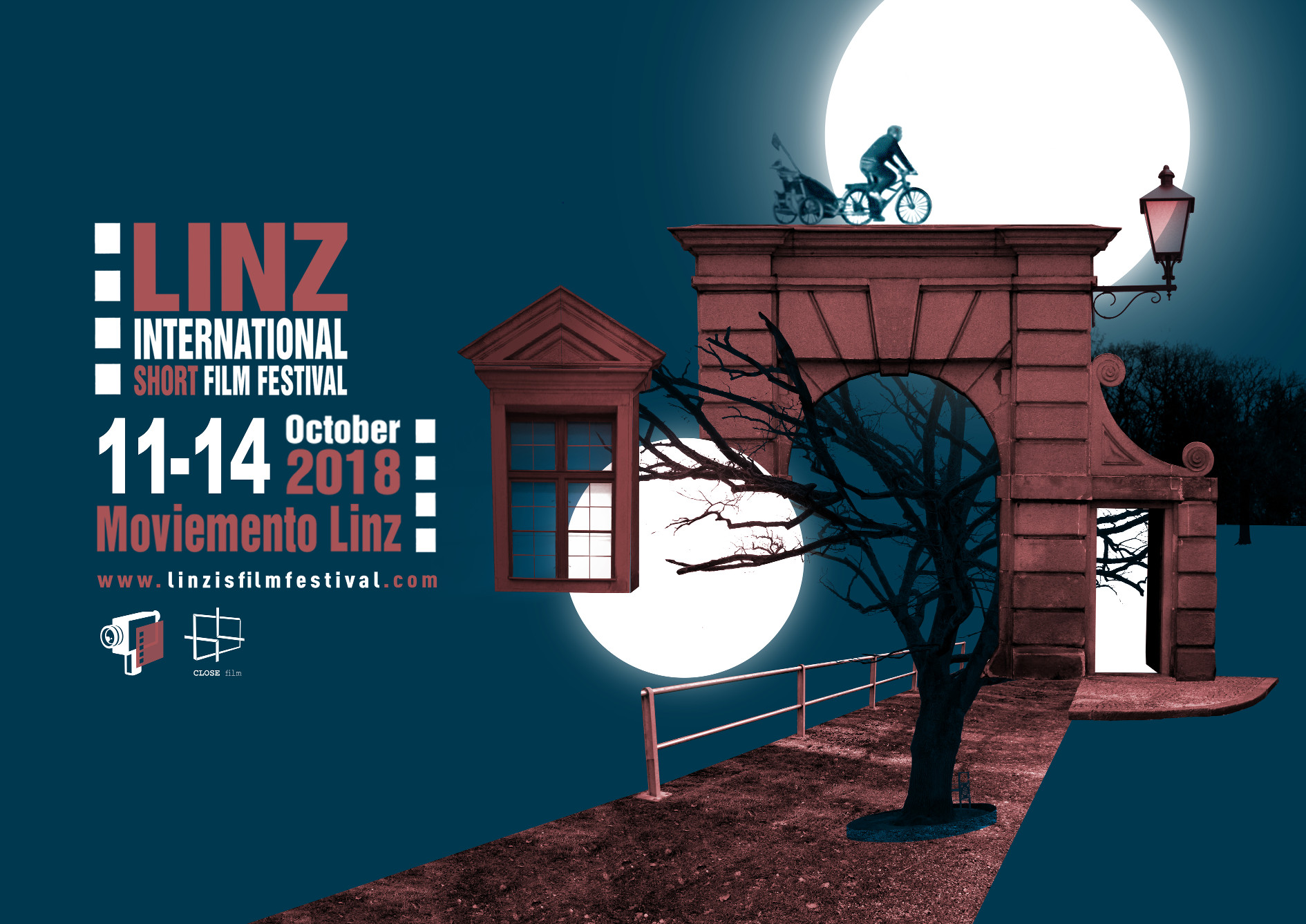 Logo des Ticketshops von Linz International Short Film Festival