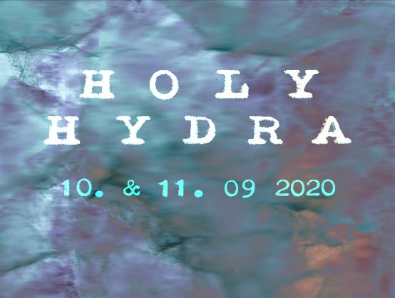 Logo des Ticketshops von holyhydra