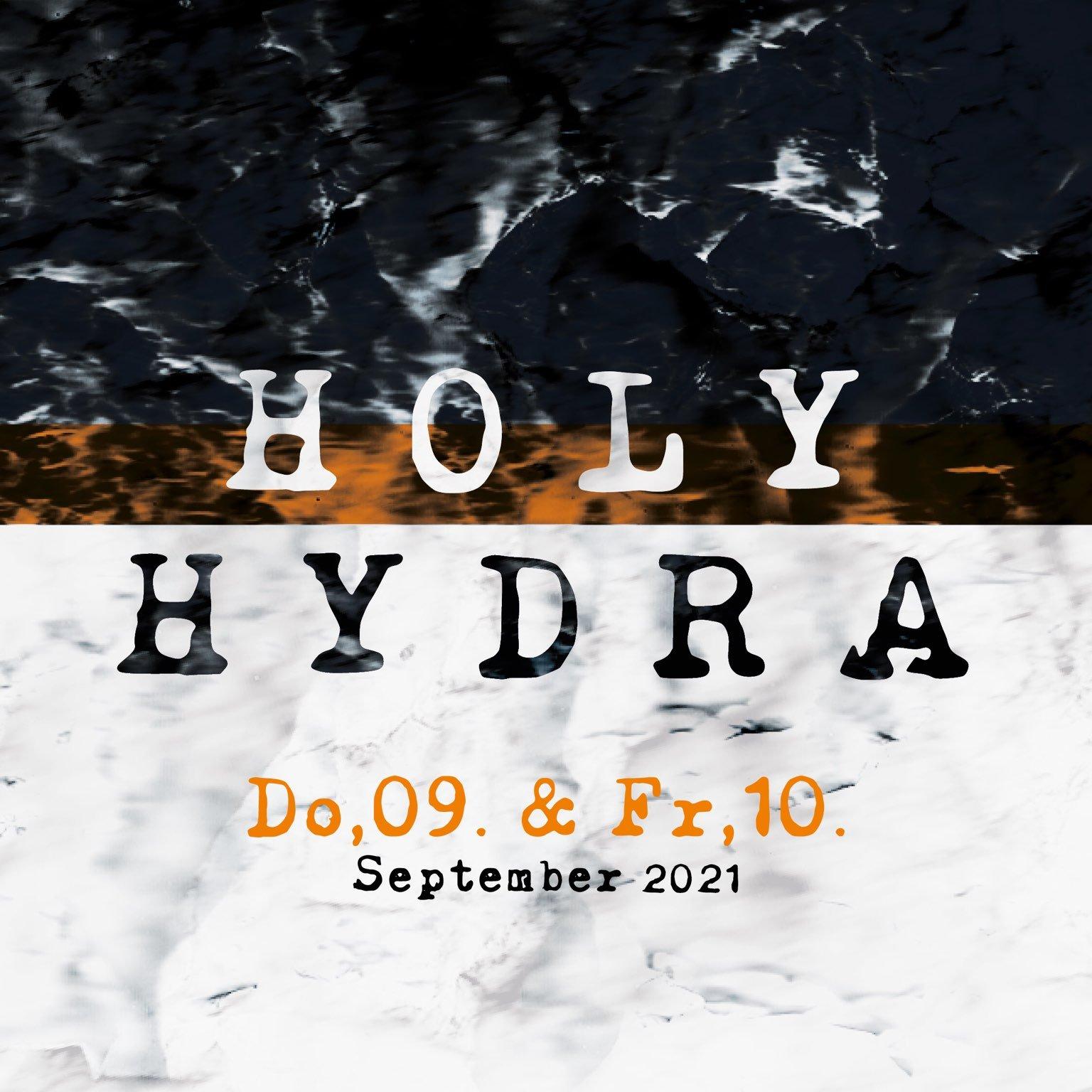 Logo des Ticketshops von Holy Hydra