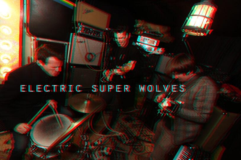 Electric Super Wolves