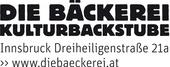 Logo des Ticketshops von Die Bäckerei - Kulturbackstube, Innsbruck