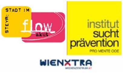 Logo des Ticketshops von FLOW AKUT