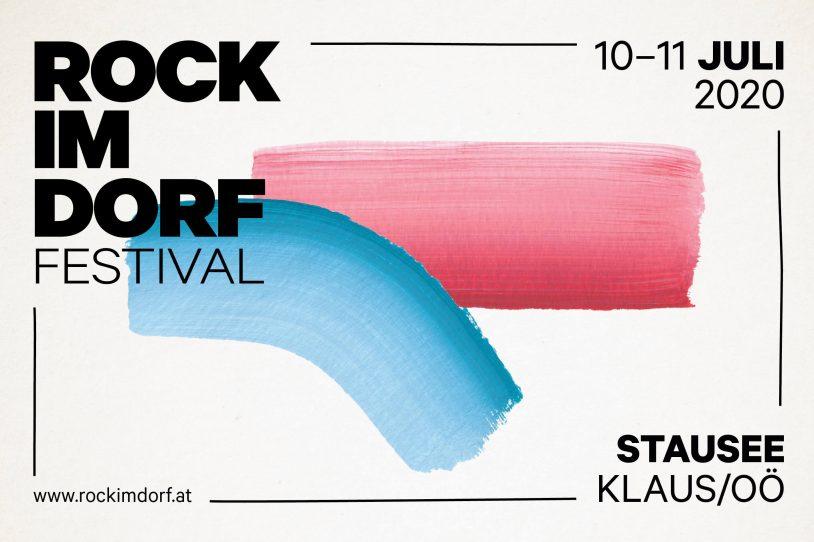 Rock im Dorf Festival 2020 Header