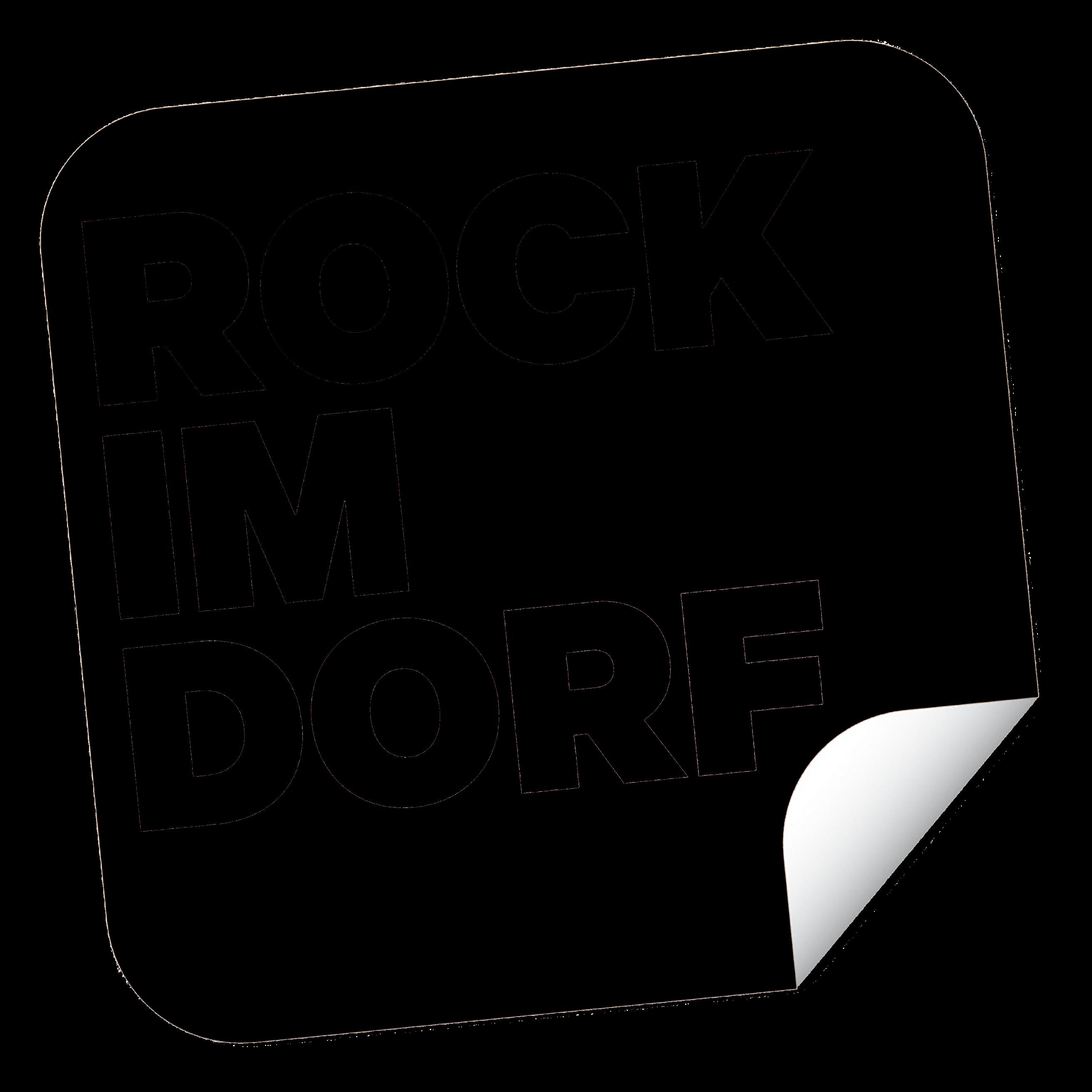 Logo des Ticketshops von Rock im Dorf Festival